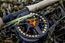 Ideal fly set up for coastal sea trout and bass