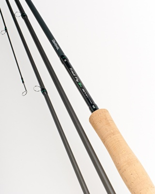 Daiwa D Trout S4 Fly