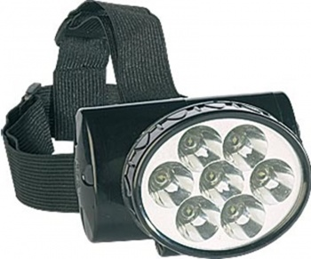 Jaxon Rechargeable Headlamp