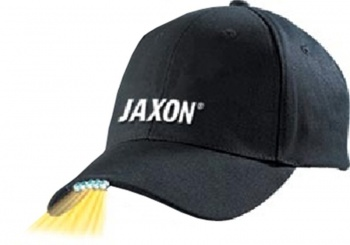Jaxon Black Cap with LED Lamp