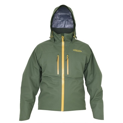 Vision Pupa Jacket Dark Green
