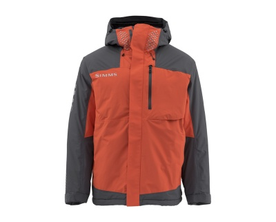 Simms Challenger Insulated Jacket - Flame