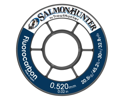 TroutHunter SalmonHunter Fluorocarbon Tippet