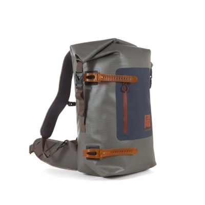 Fishpond Windriver Roll Top Backpack - Shale