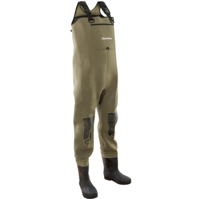 Snowbee Classic Neoprene Chest Waders Studded Felt Sole