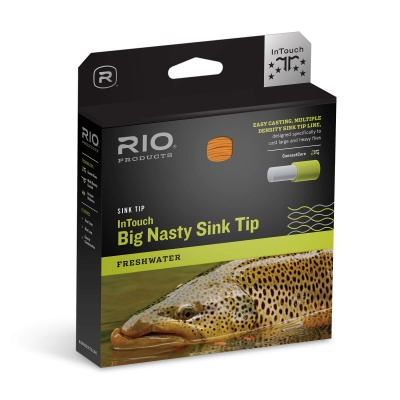 RIO Intouch Big Nasty 4D - F/I/S3/S5