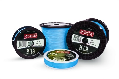 Scientific Anglers XTS Gel Spun Backing - Blue