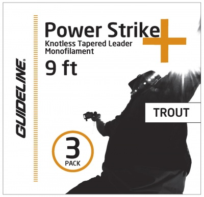 Guideline Power Strike 9' 3 Pack