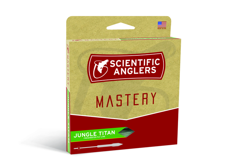 Scientific Anglers Mastery Jungle Titan Taper