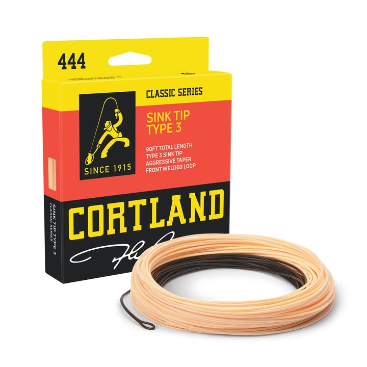 Cortland Sink Tip Type 3