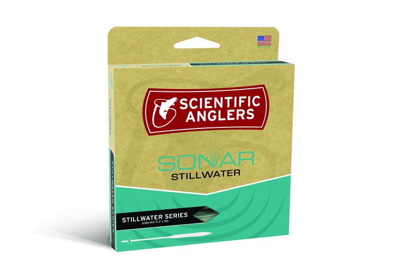 Scientific Anglers Sonar Stillwater Clear Camo