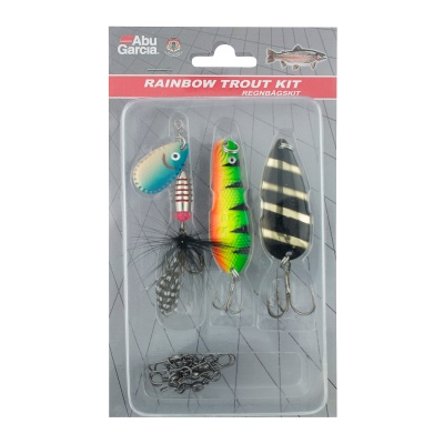 Abu Garcia Assorted Rainbow Trout Kit