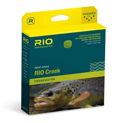RIO Creek Floating - Green Yellow