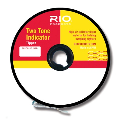 RIO 2 - Tone Indicator Tippet - Pink / Yellow