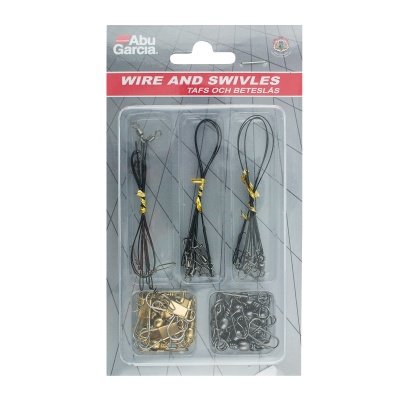 Abu Garcia Assorted Wires & Snaps