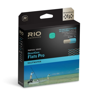 RIO DirectCore Flats Pro - Floating - Aqua Orange Sand
