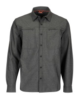 Simms Prewett Stretch Woven Shirt - Carbon