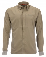 Simms BugStopper® Intruder® BiComp Shirt - Tan