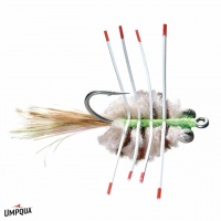Umpqua Permit Crab Del Brown's