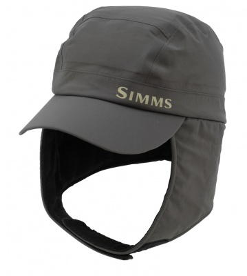 Simms Gore Tex ExStream Hat Coal