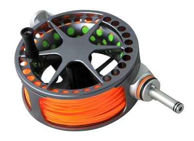 Waterworks Lamson Center Axis Reel